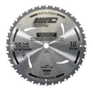 Irwin Marathon Marathon Miter and Table Saw Blades - 14084 at Sears.com