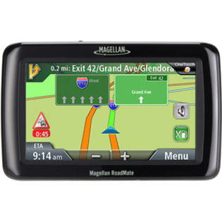 Magellan RoadMate 2136T-LM Automobile Portable GPS Navigator - Magellan - RM2136SGLUC at Sears.com