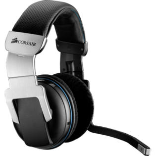 CORSAIR MEMORY INC. Corsair 2000 Wireless 7.1 Gaming Headset - CORSAIR MEMORY INC. - CA-9011115-NA at Sears.com