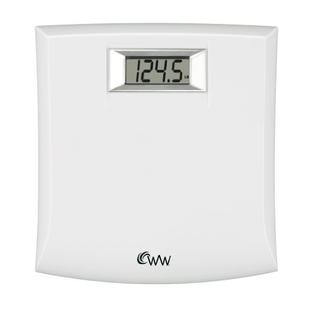 CONAIR-CUSINART Conair Weight Watchers WW204W Compact Scale Chrome - CONAIR-CUSINART - WW204W at Sears.com