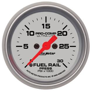 Auto Meter 4393 Ultra-Lite; Fuel Rail Pressure Gauge at Sears.com