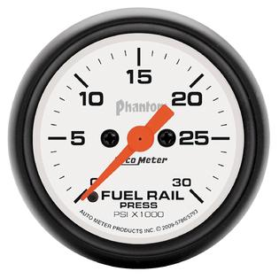 Auto Meter 5793 Phantom; Fuel Rail Pressure Gauge at Sears.com