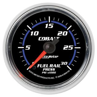 Auto Meter 6186 Cobalt; Fuel Rail Pressure Gauge at Sears.com