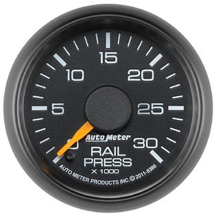 Auto Meter 8386 Chevy Factory Match; Fuel Rail Pressure Gauge at Sears.com