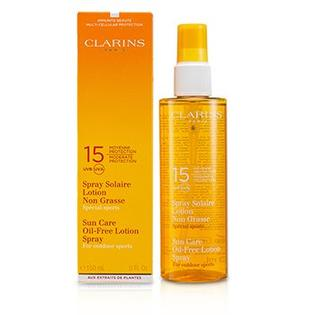 Clarins Sun Care Spray Oil-Free Lotion Progressive Tanning SPF 15 (For Outdoor Sports) by Clarins - 6612580303 at Sears.com