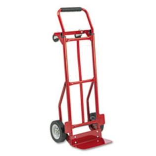 MotivationUSA * Two-Way Convertible Hand Truck, 300-400lb Capacity, 18w x 51h, Red at Sears.com