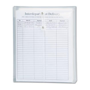 MotivationUSA * Poly String &amp; Button Envelope, 9 3/4 x 11 5/8 x 1 1/4, Clear, 5/Pack at Sears.com