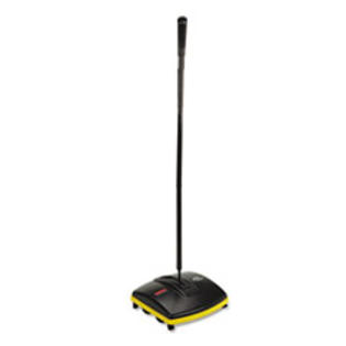 COU ** Floor &amp; Carpet Sweeper, Plastic Bristles, 44&amp;#34; Handle, Black at Sears.com