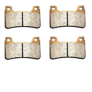 D2Moto 2005-2011 Honda CBR 600 RR Sintered HH Front Brake Pads at Sears.com