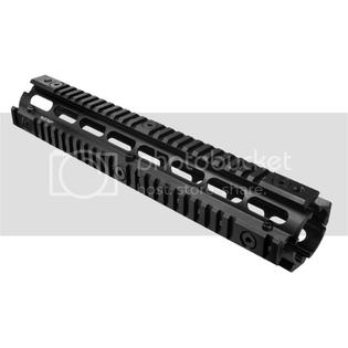 NcSTAR NC Star AR15/M16 Rifle Length Quad Rail Hand Guard MAR4L at Sears.com