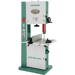 Grizzly 21&amp;#34; Super Heavy-Duty 3 Hp Bandsaw with Motor Brake at Sears.com