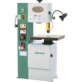 Grizzly 14-1/8&amp;#34; VS Vertical Metal-Cutting Bandsaw with Inverter at Sears.com