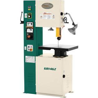 Grizzly 15-3/4&amp;#34; VS Vertical Metal-Cutting Bandsaw with Inverter at Sears.com