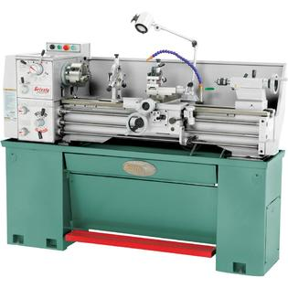 Grizzly 13&amp;#34; x 40&amp;#34; Gear-Head Floor Lathe at Sears.com