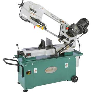 Grizzly 7&amp;#34; x 12&amp;#34; Geared Head Metal-Cutting Bandsaw at Sears.com