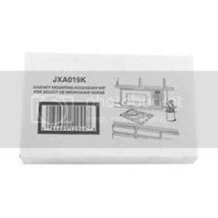 GE Undercabinet Microwave Mounting Kit JXA019K at Sears.com