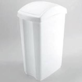 Rubbermaid White Waste Basket 53 Quart at Sears.com