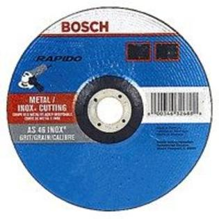 Bosch &amp;#34;Rapido&amp;#34; Metal Cutting Grinding Wheel 5&amp;#34;X0.04&amp;#34; at Sears.com