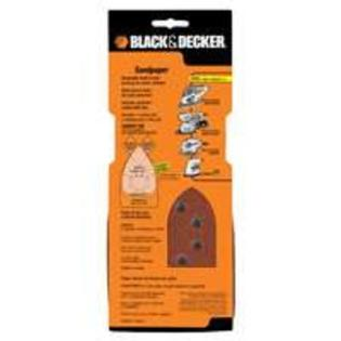 Black &amp; Decker 74-672 Mega Mouse Detail Sandpaper 5/Pack at Sears.com