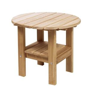 GREAT AMERICAN WOODIES Cypress Round Side Table at Sears.com