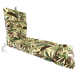 Jordan Manufacturing Chaise Lounge Cushion - Color: Matisse Fern at Sears.com