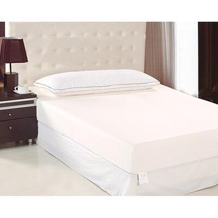 Textrade Thick Memory Foam Mattress - Size: Queen, Height: 8&amp;#34; at Sears.com
