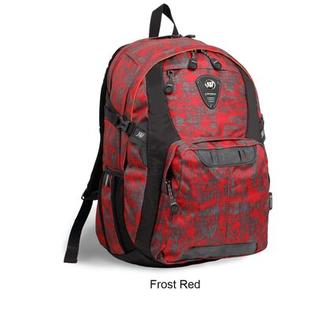 J World Ivy Campus Backpack - Color: Frost Red at Sears.com
