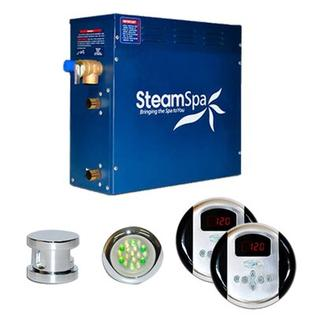 Steam Spa 4.5 KW Royal Steam Generator Package - Finish: Chrome at Sears.com