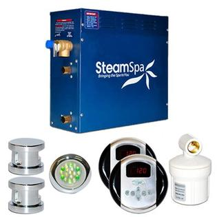 Steam Spa 12 KW Royal Steam Generator Package - Finish: Gold at Sears.com