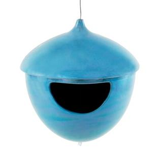 Achla Acorn Bird Feeder - Color: Aqua at Sears.com