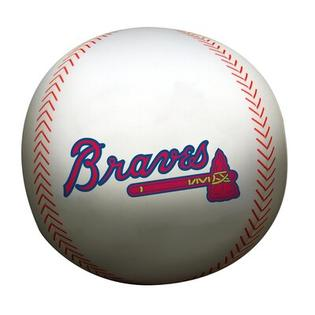 Northwest Co. MLB Woochie Pillow - MLB Team: Atlanta Braves at Sears.com