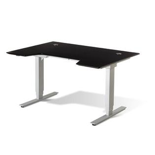 Jesper Office Adjustable Wood Writing Desk - Finish: Espresso at Sears.com