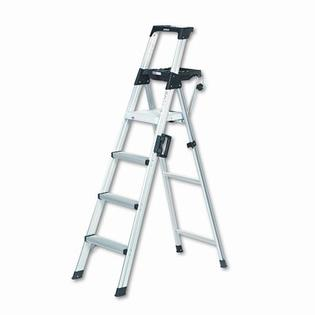 SAMSONITE/COSCO Six-Foot Lightweight Aluminum Folding Step Ladder with Leg Lock and Handle at Sears.com