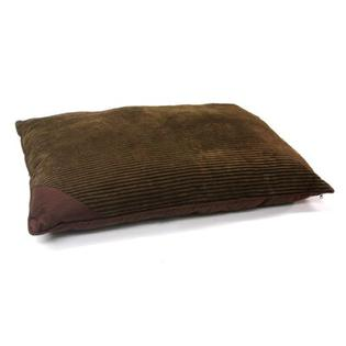 Precision Pet Softies 40&amp;#34; x 30&amp;#34; Pet Bed in Chocolate at Sears.com