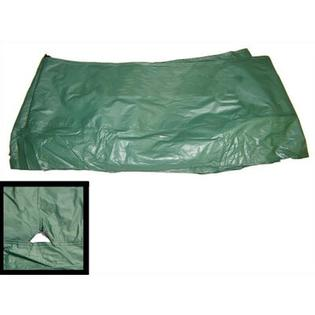 JumpKing 14&#039; Combo Trampoline Frame Pad 10&amp;#34; Wide - Color: Green, Compatibility: Compatible with Straight Poles at Sears.com