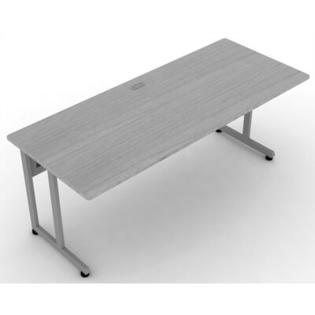 OFM Modular Writing Desk/Worktable - Size: 30&amp;#34; W x 48&amp;#34; D, Finish: Cherry at Sears.com