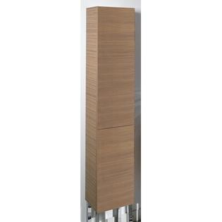 Iotti by Nameeks Time Tall Storage Cabinet - Finish: Gray Oak at Sears.com