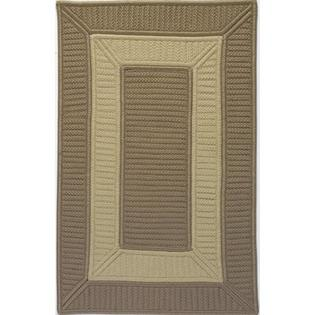COLONIAL MILLS Tournament Cafe Tostado/Linen Rug - Rug Size: 27&amp;#34; x 46&amp;#34; at Sears.com