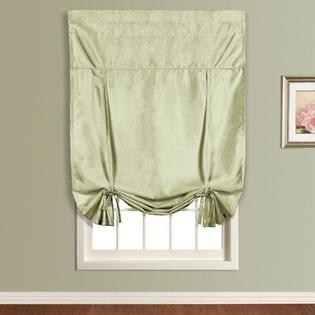 United Curtain Co. Anna Tie-Up Shade - Color: Sage at Sears.com