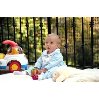 Cardinal Gates Outdoor Netting - Color: Black, Size: 50&#039; at Sears.com