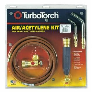 TurboTorch Swirl Air Acetylene Kits - x-3b plumb &amp; refrig kitw/size 3 &amp; 11 tips at Sears.com