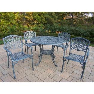 Oakland Living Mississippi 5 Piece Dining Set at Sears.com