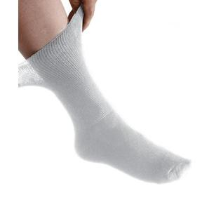 Silvert&#039;s Men&#039;s Diabetic Edema Sock - Color: White at Sears.com