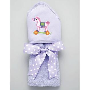 AM PM Kids! Hooded Towel - Pattern: Pink Pony at Sears.com