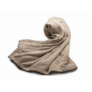 BERKSHIRE BLANKET Serasoft Blanket - Color: Oyster, Size: Twin at Sears.com