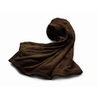 BERKSHIRE BLANKET Serasoft Blanket - Color: Chocolate, Size: Full/Queen at Sears.com
