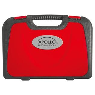 Apollo Tools 135 Piece Household Tool Kit - Color: Red at Sears.com