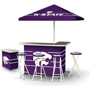 Best of Times NCAA Deluxe Portable Bar - NCAA Team: Kansas State at Sears.com