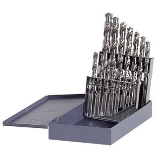 Vermont American 15 Piece High Speed Steel Bit Set In Metal Index 10138 at Sears.com