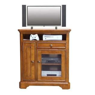 Winners Only, Inc. Topaz 36&amp;#34; Tall TV Stand - Finish: Cinnamon at Sears.com